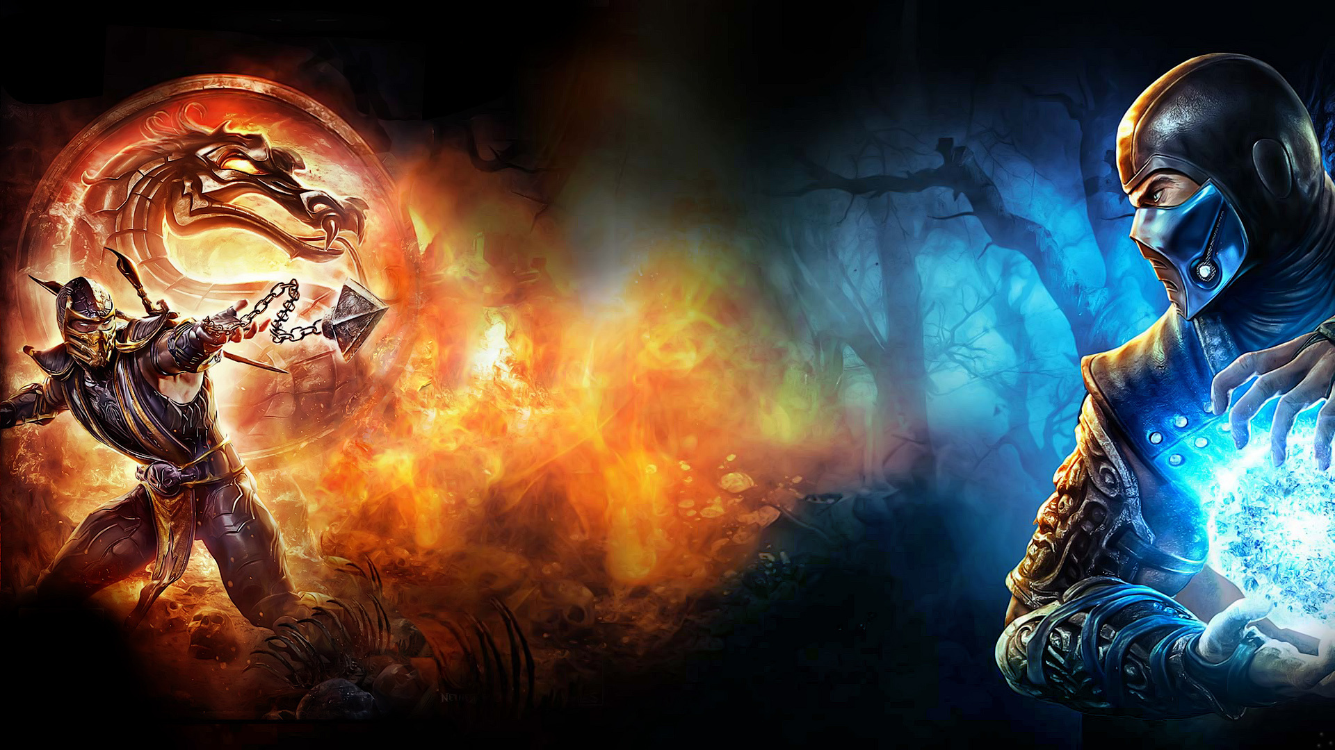 Mortal Kombat X wallpaper 22