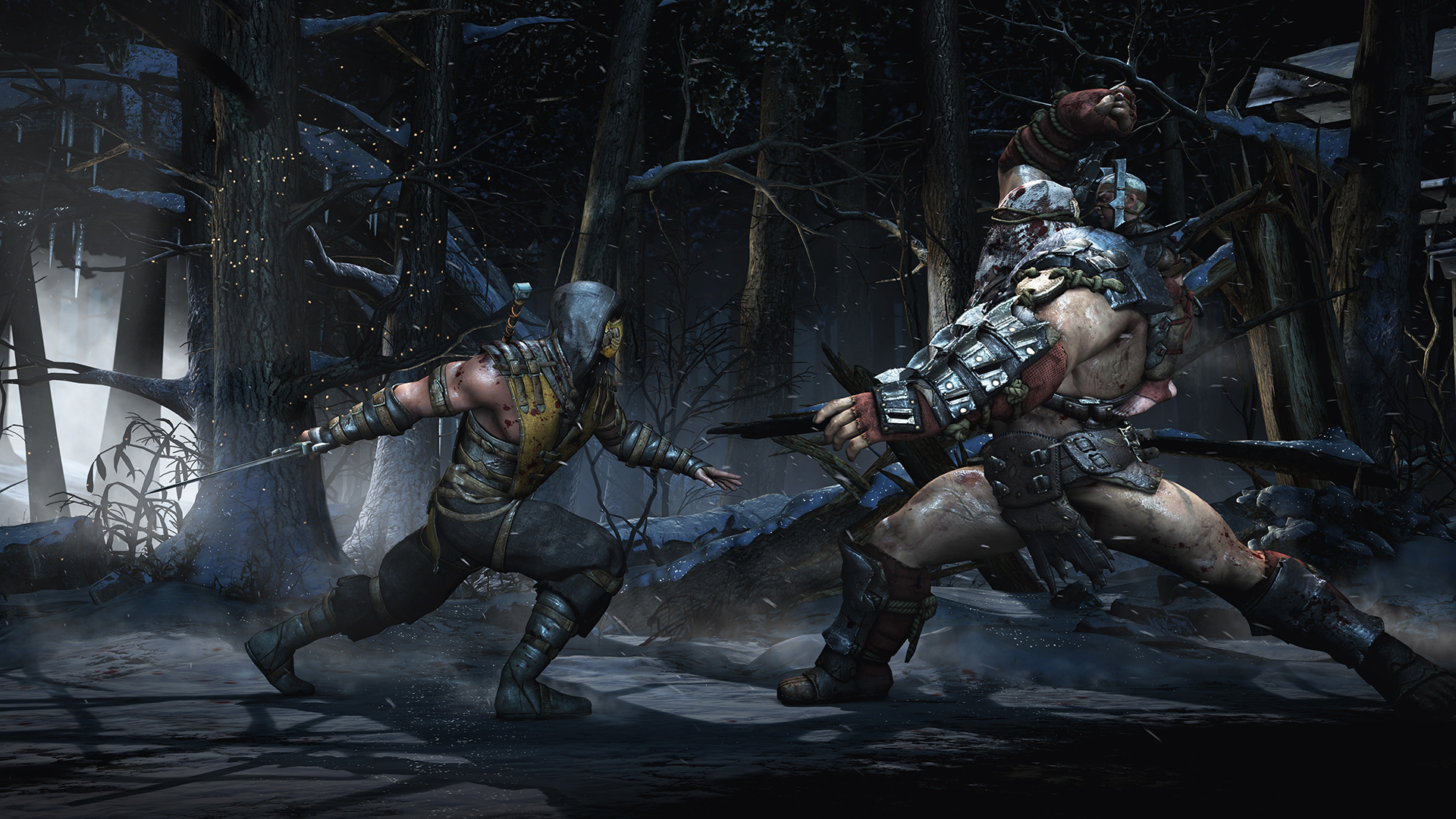 Mortal Kombat X wallpaper 4