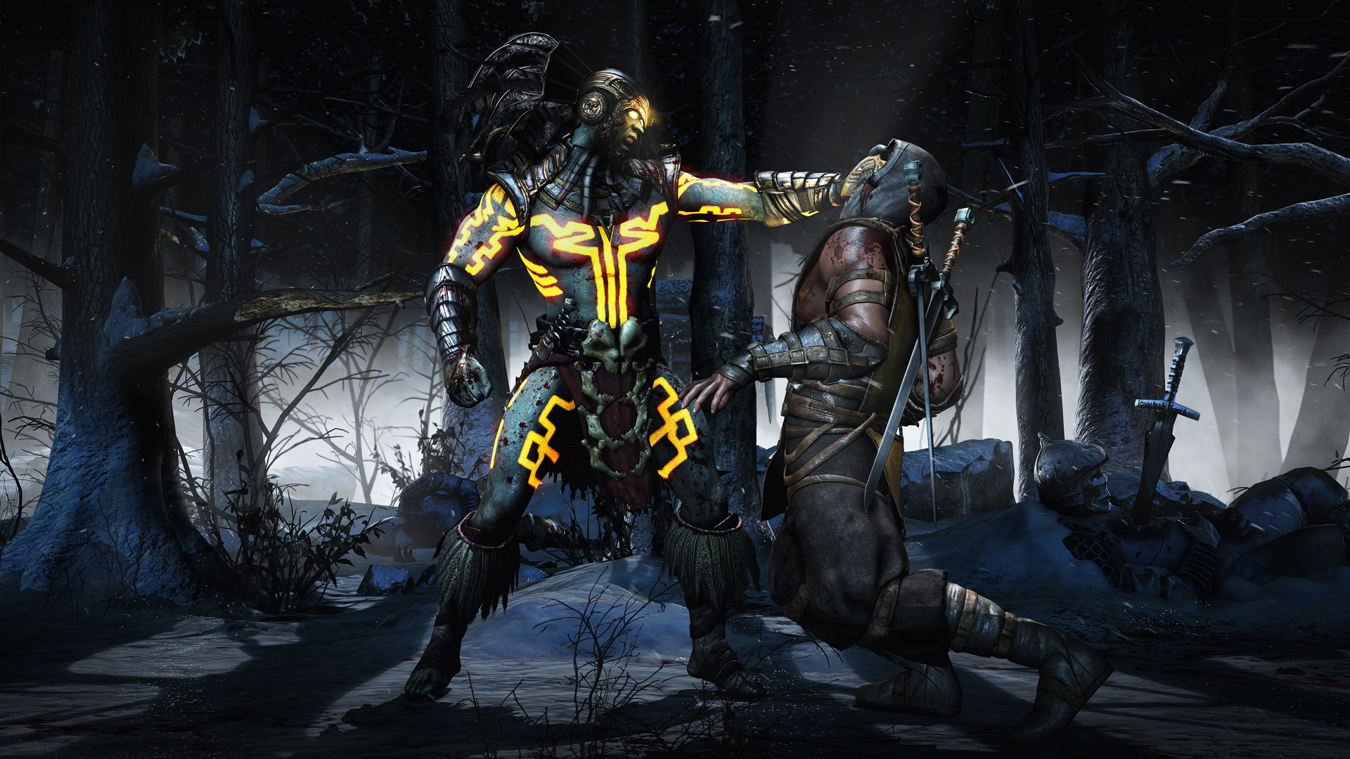 Mortal Kombat X wallpaper 7