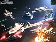 Star Wars Battlefront 2 background 12