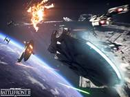 Star Wars Battlefront 2 background 4