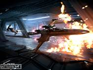 Star Wars Battlefront 2 background 5