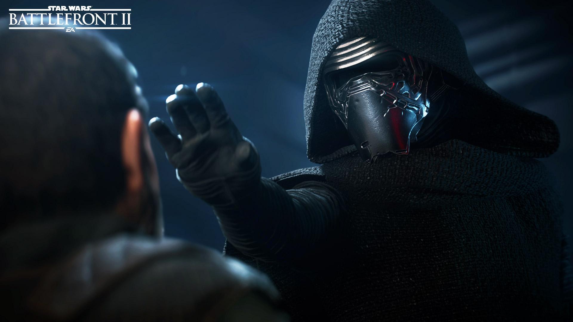 Star Wars Battlefront 2 background 11