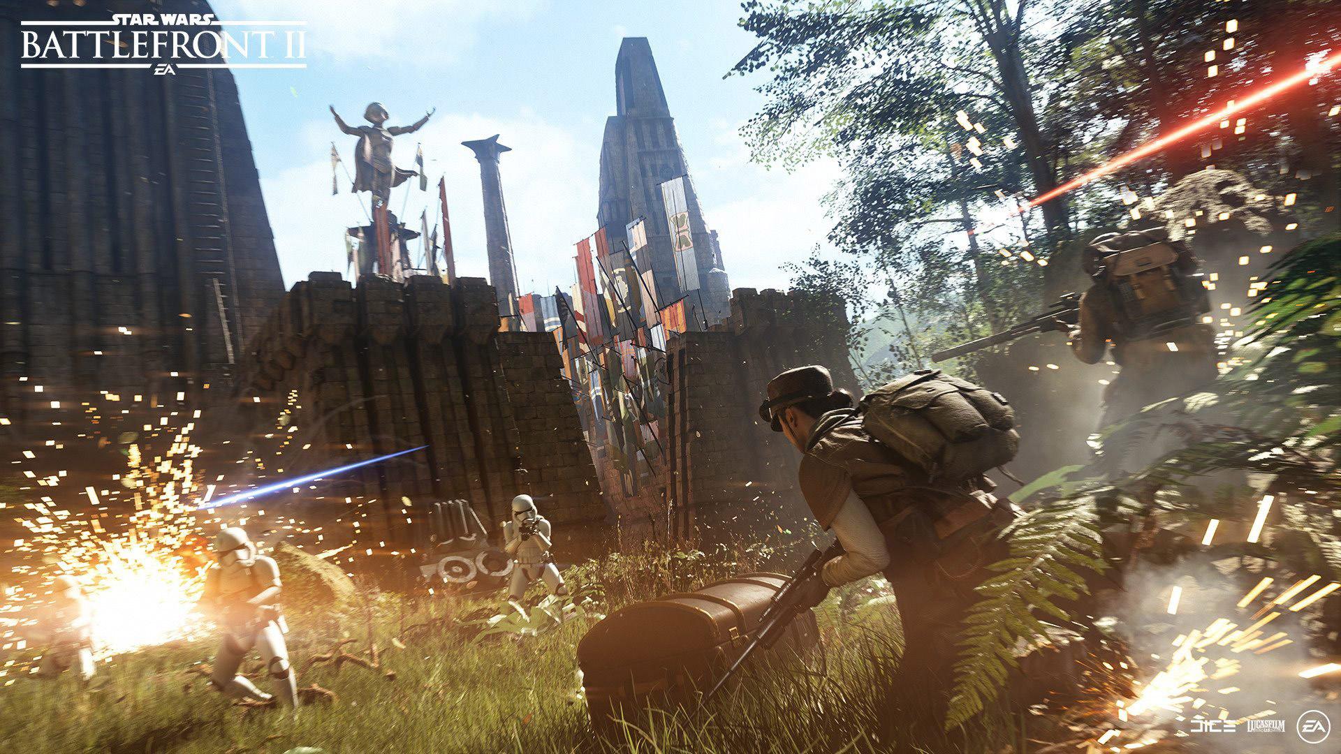 Star Wars Battlefront 2 Background 13