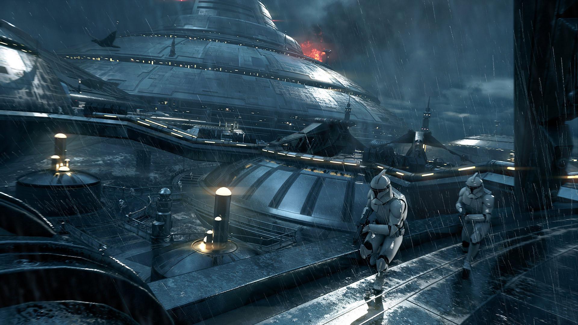 Star Wars Battlefront 2 Background 14