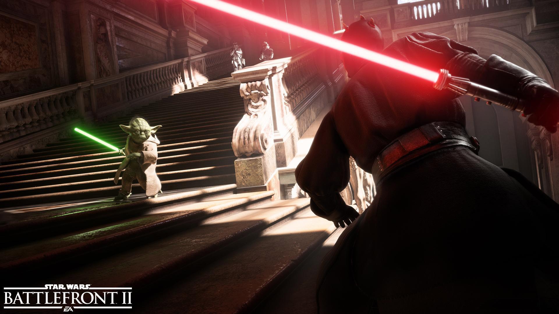 Star Wars Battlefront 2 background 22