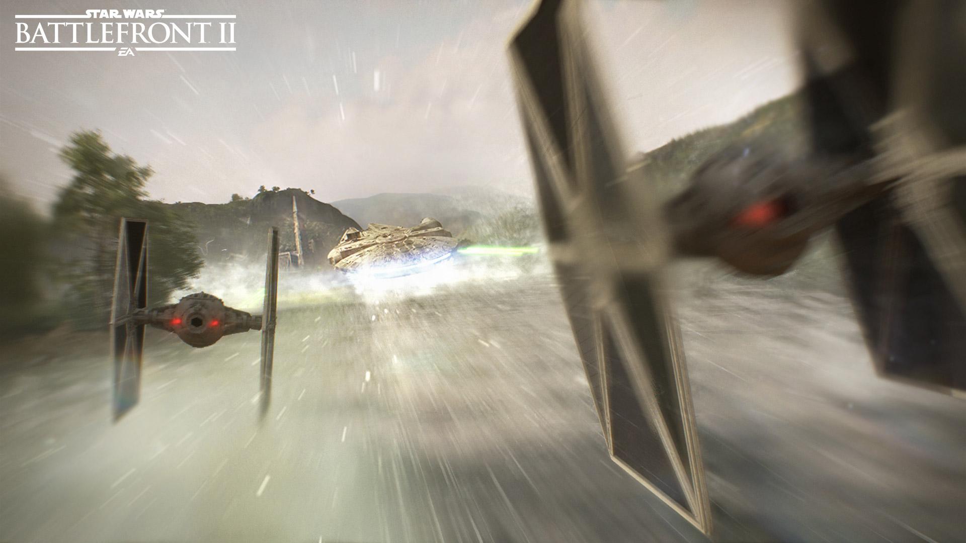 Star Wars Battlefront 2 Background 23