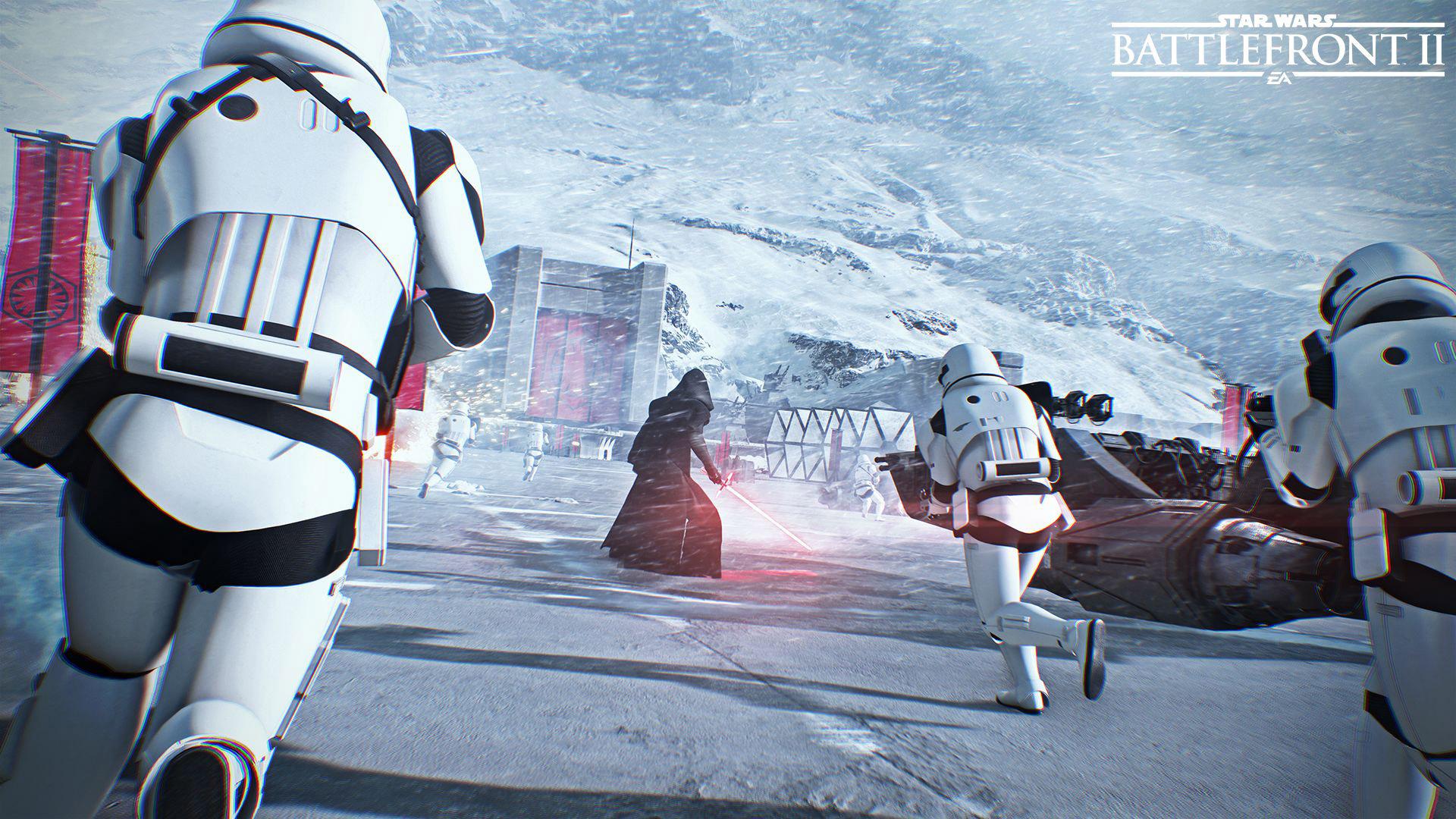 Star Wars Battlefront 2 background 24