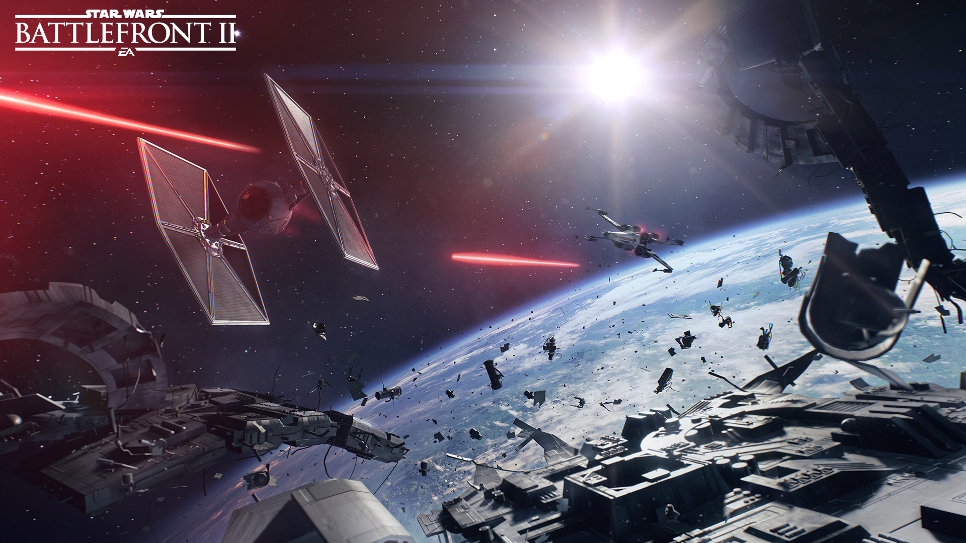 Star Wars Battlefront 2 background 8