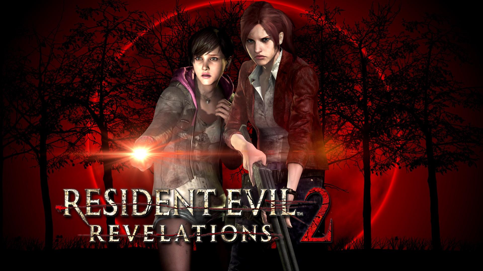 Resident Evil Revelations 2 Wallpaper 18