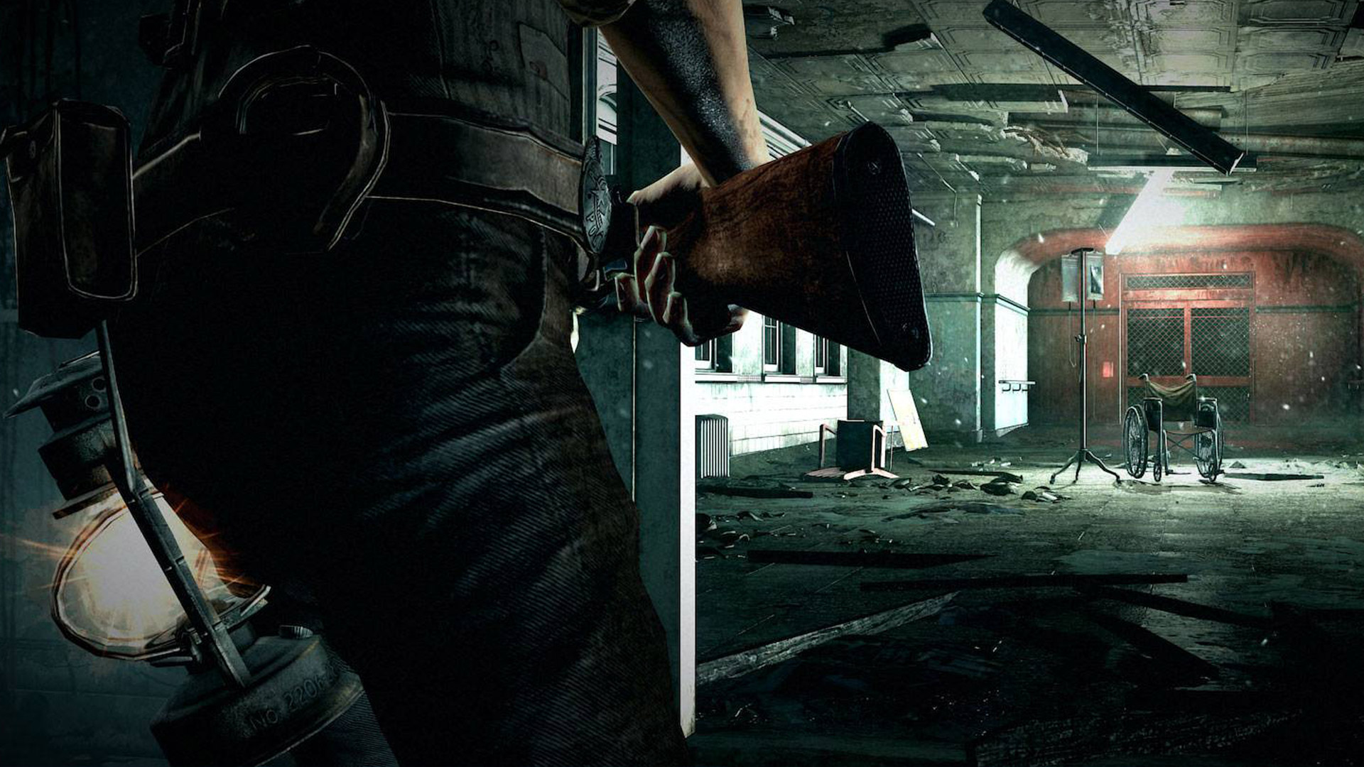 The Evil Within Wallpapers Or Desktop Backgrounds: The Evil Within Wallpaper 12
