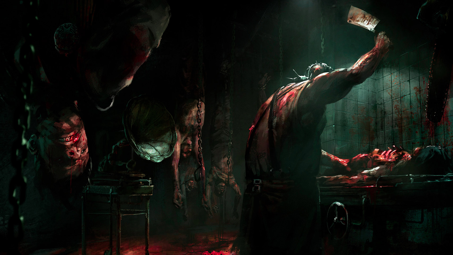 The Evil Within Wallpaper 13
