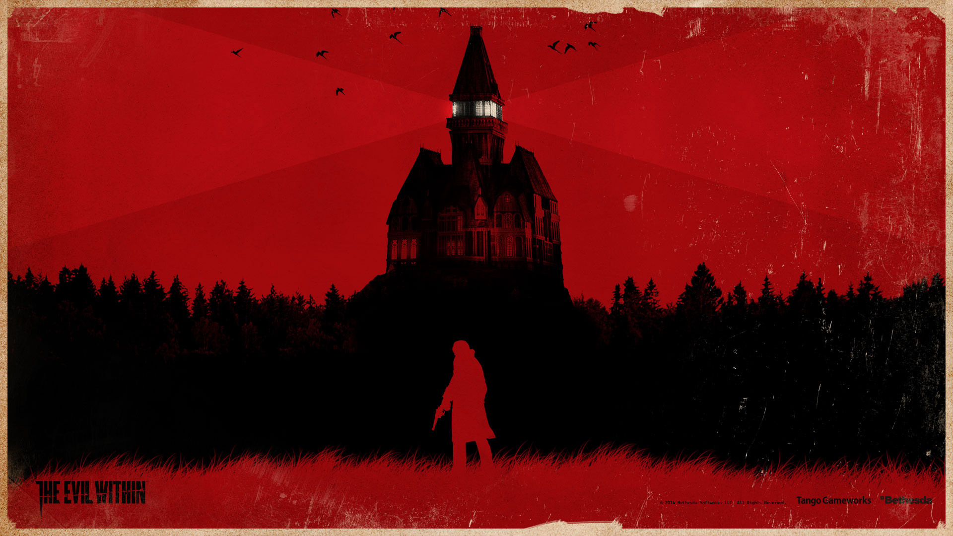 The Evil Within Wallpaper 6