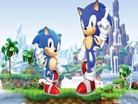 Sonic Generations wallpaper 4