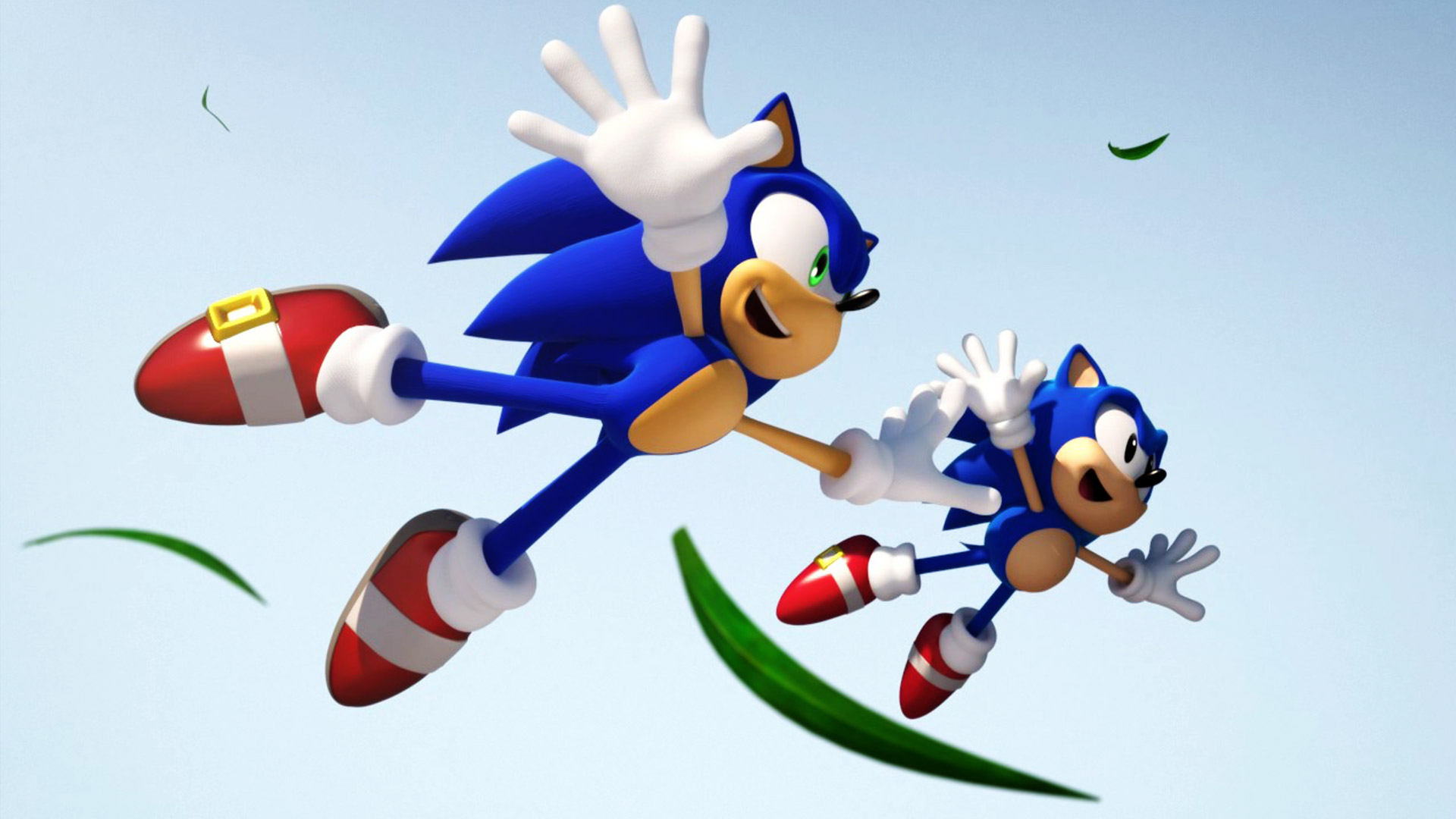Sonic Generations wallpaper 2