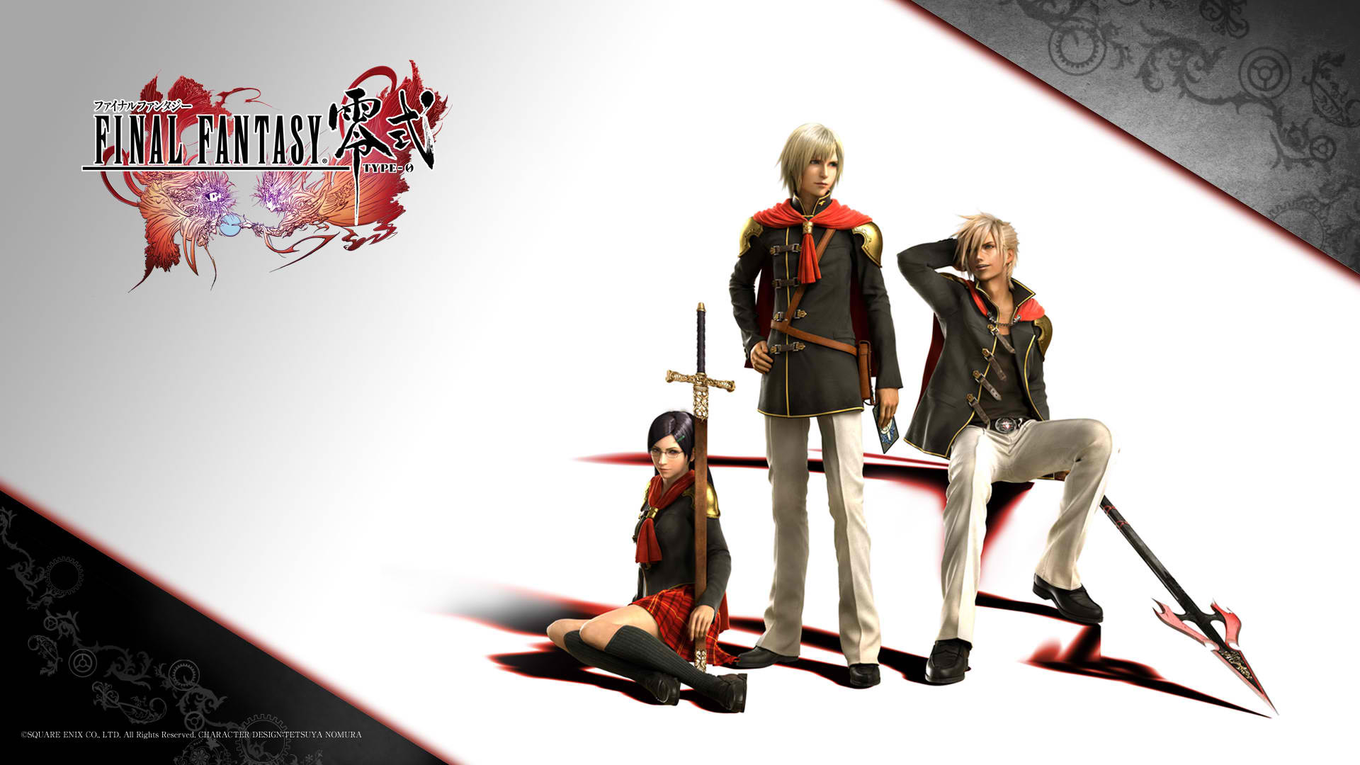 Final Fantasy Type-0 wallpaper 1