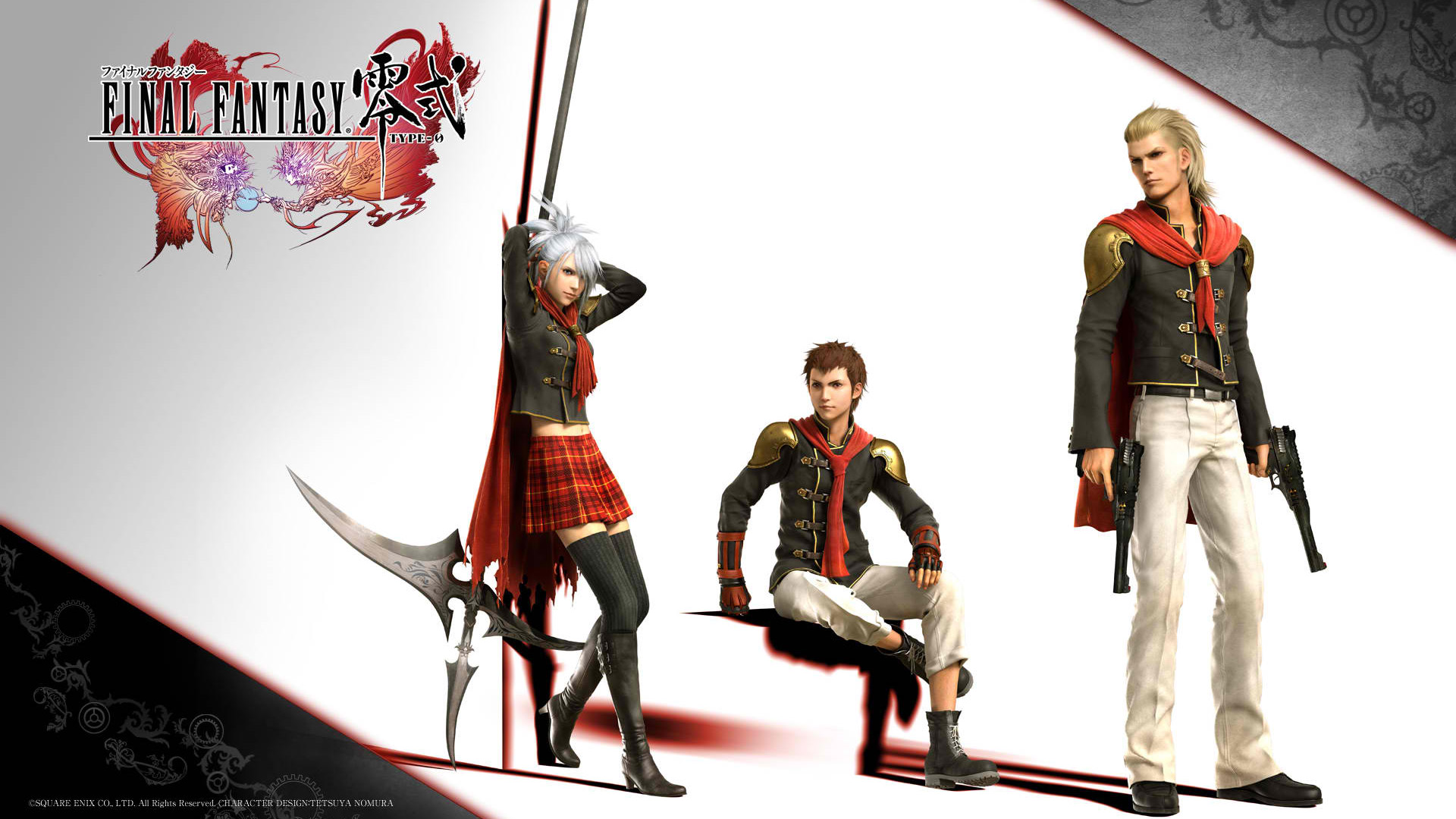 Final Fantasy Type-0 wallpaper 3