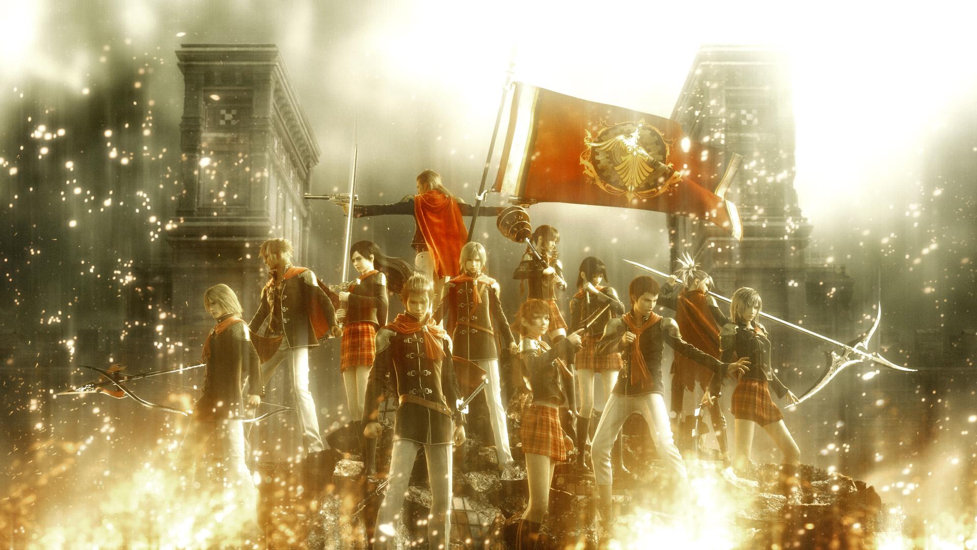 Final Fantasy Type-0 wallpaper 4