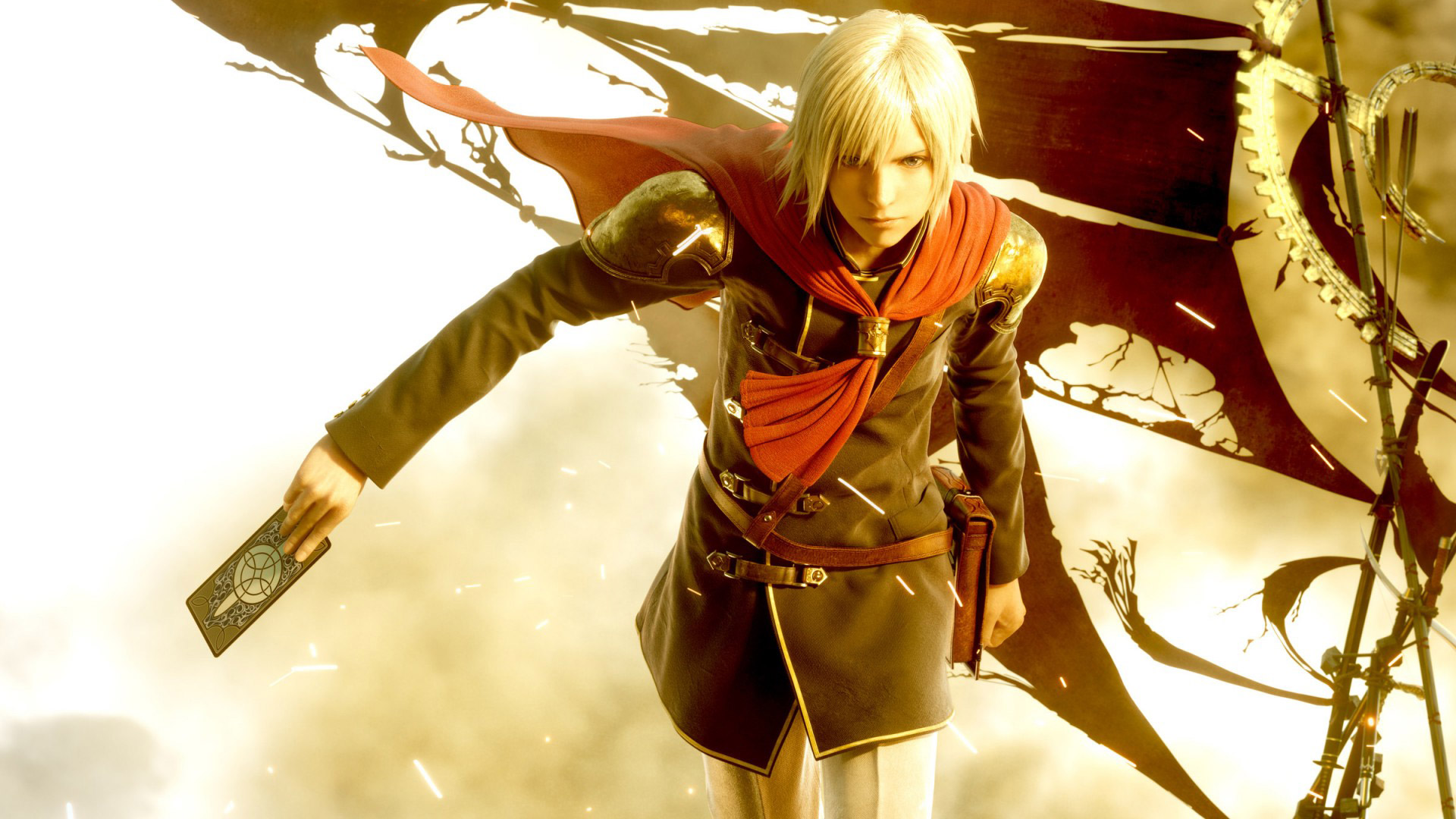 Final Fantasy Type-0 wallpaper 6