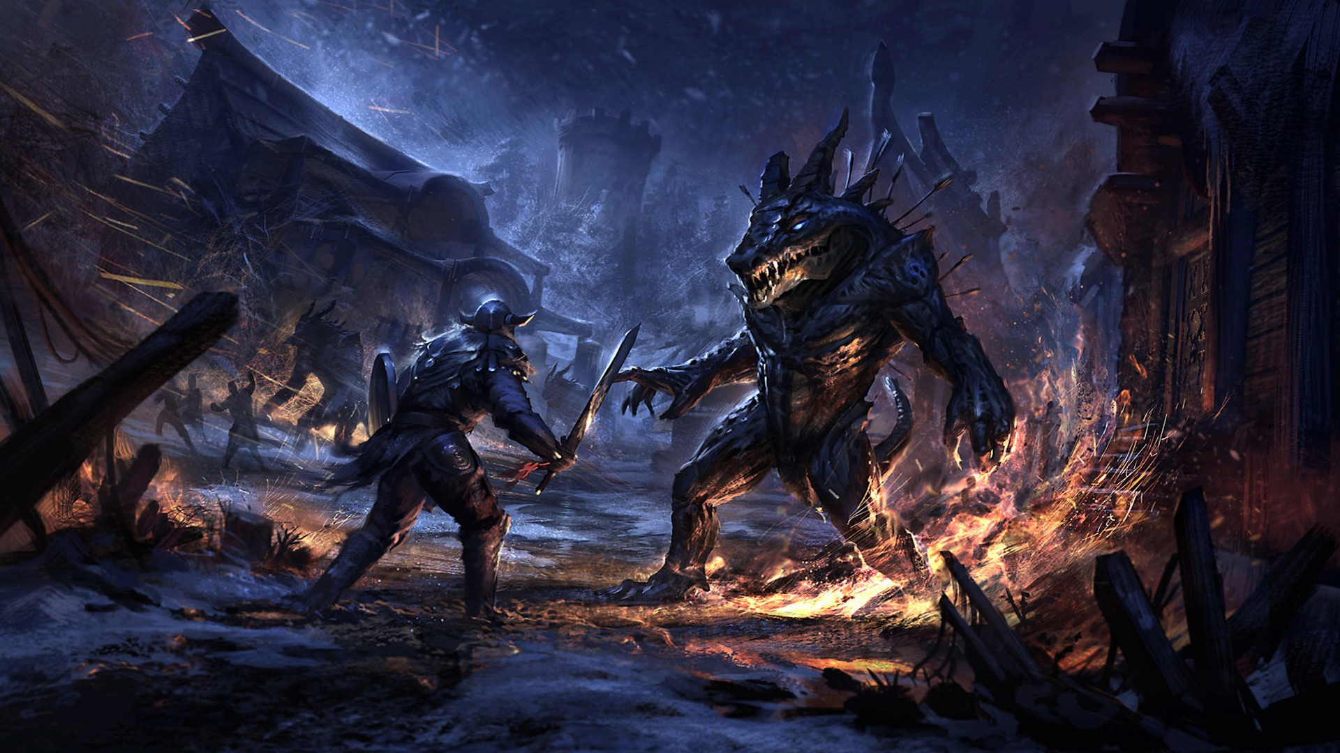 The Elder Scrolls Online wallpaper 13