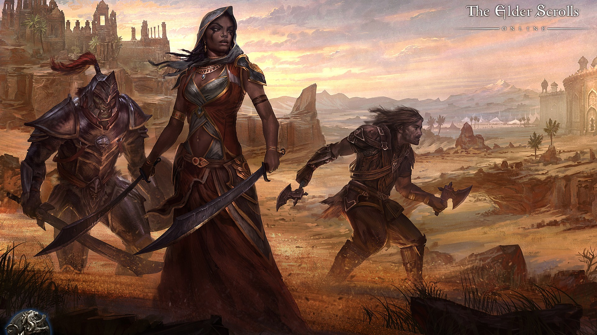 The Elder Scrolls Online wallpaper 14