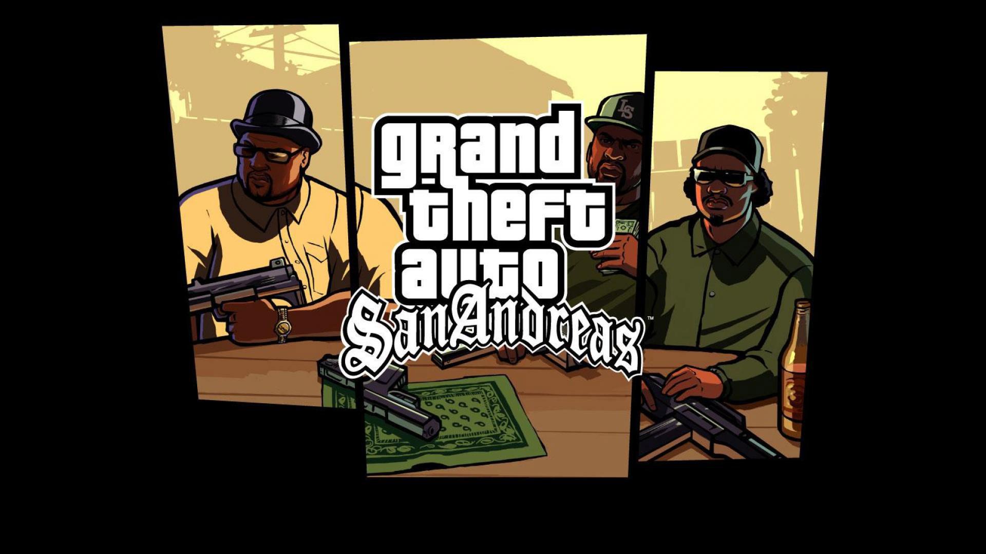 GTA San Andreas Wallpaper 1