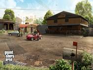 GTA San Andreas wallpaper 2