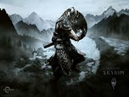 Skyrim wallpaper 12