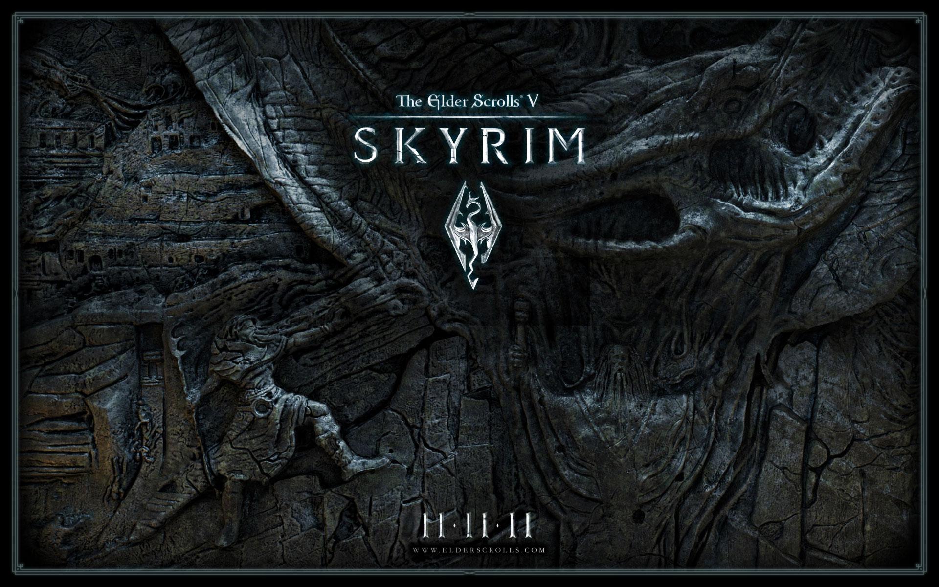 Skyrim wallpaper 13