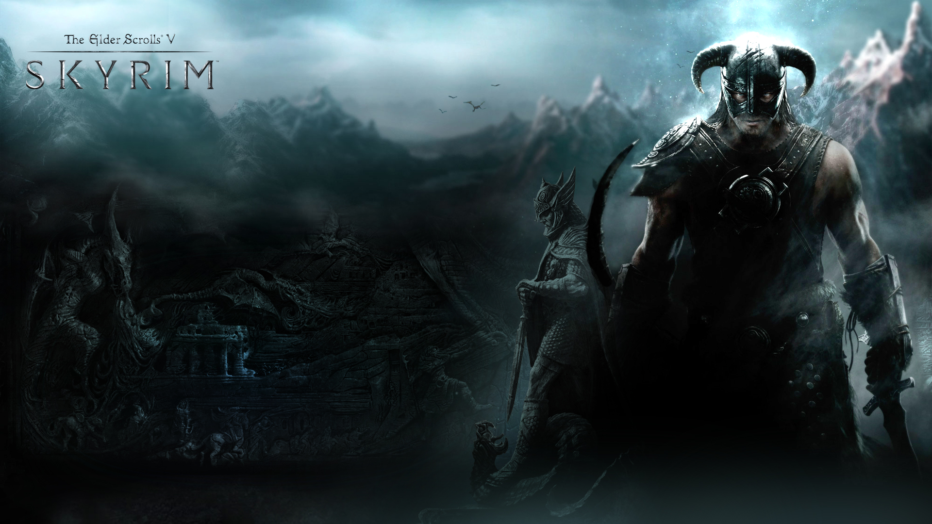 Skyrim wallpaper 25