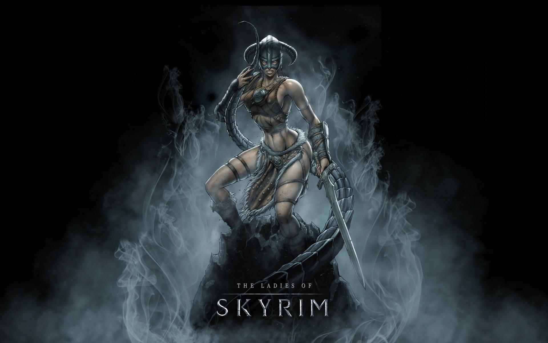Skyrim wallpaper 27