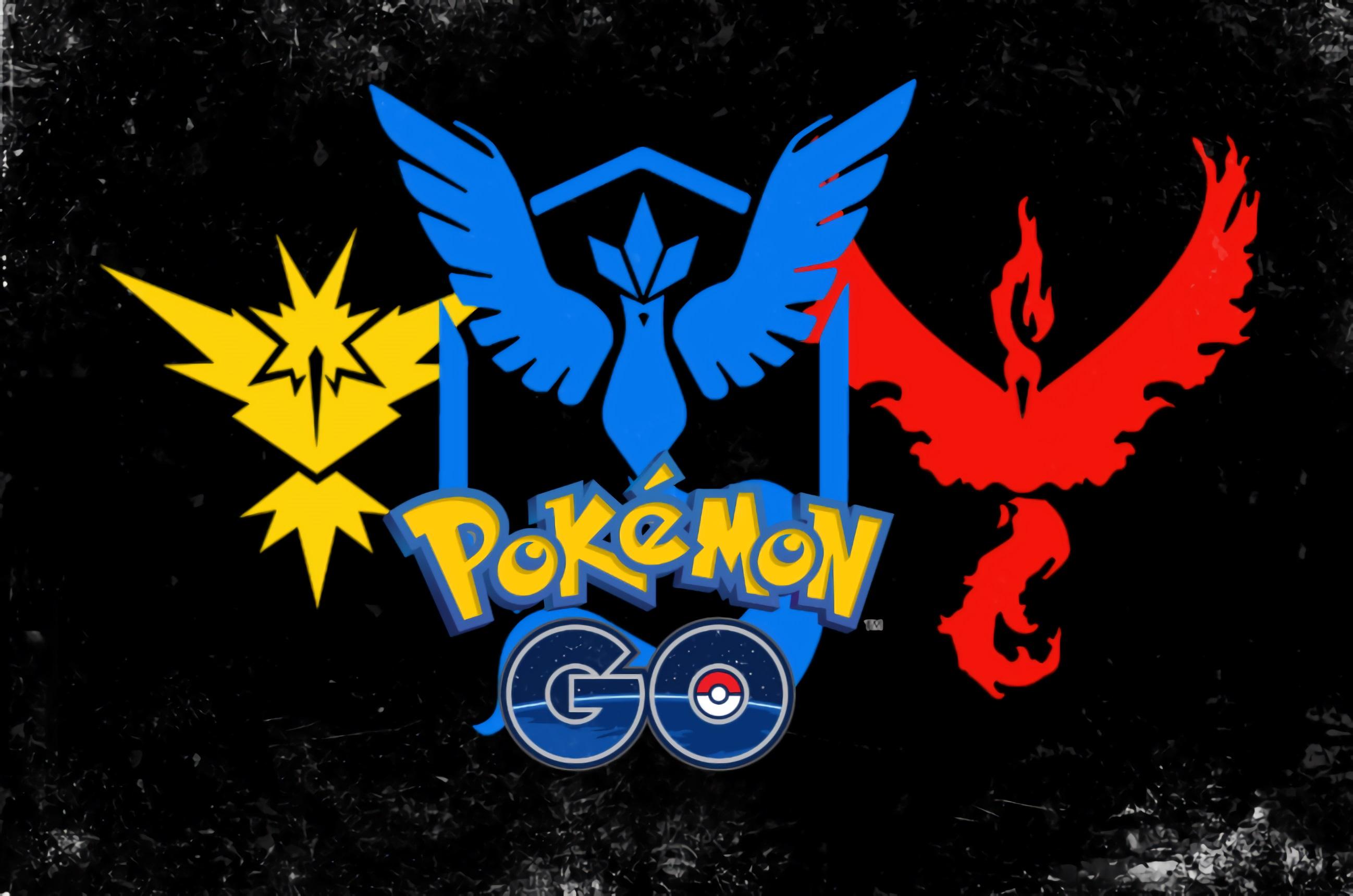 Pokemon GO wallpaper 2