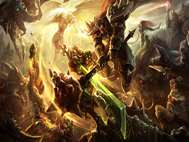 League of Legends wallpaper 35