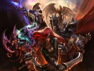 League of Legends wallpaper 4