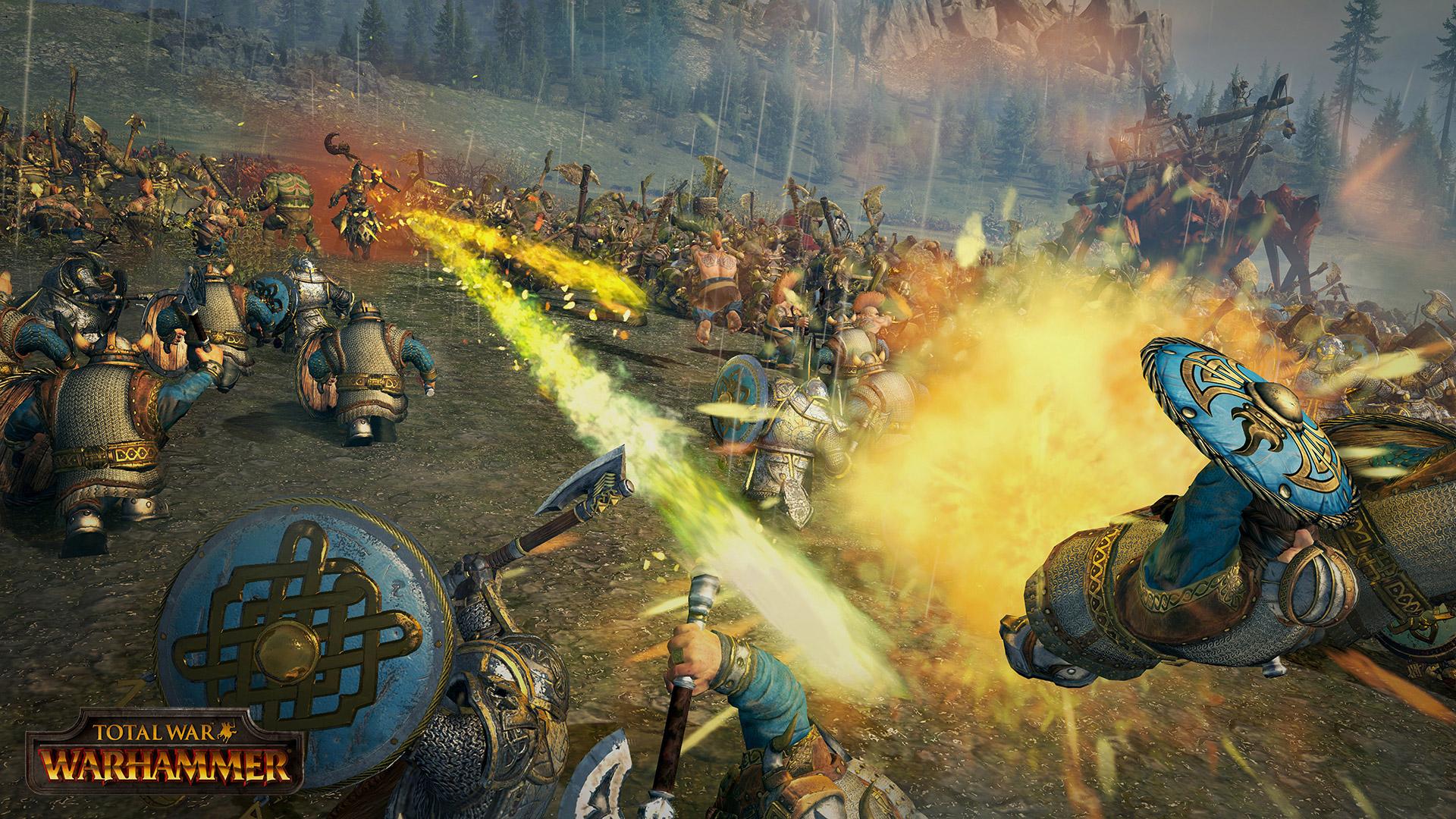 Total War Warhammer Wallpaper 3