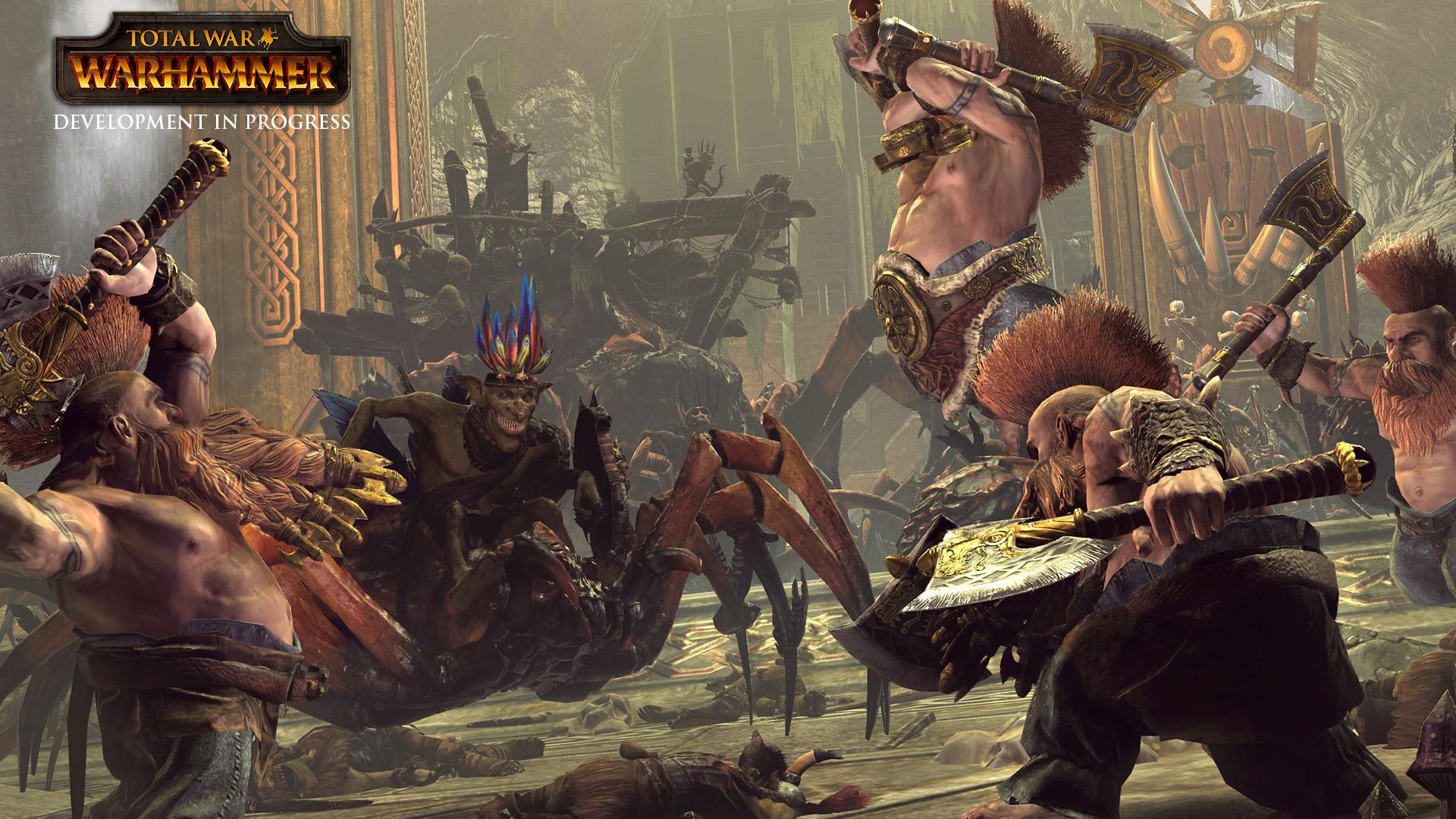 Total War Warhammer wallpaper 9