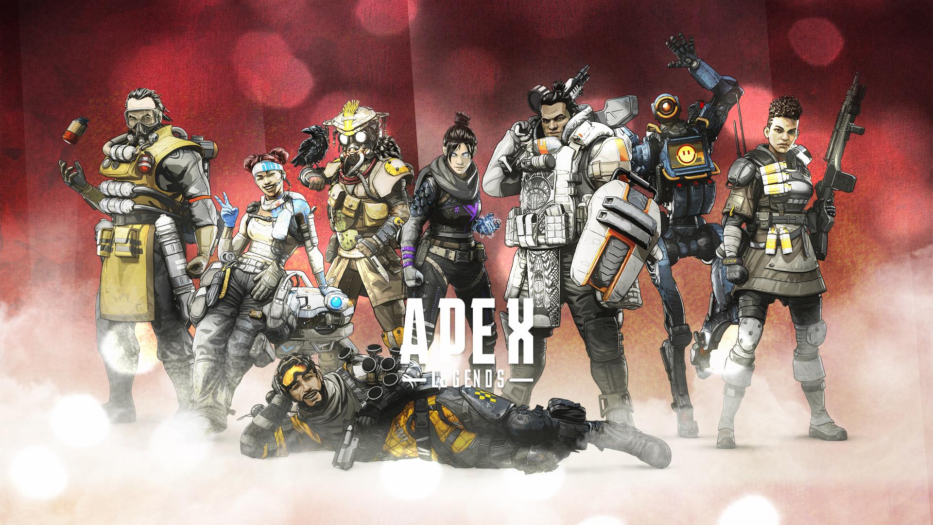 Apex Legends background 14