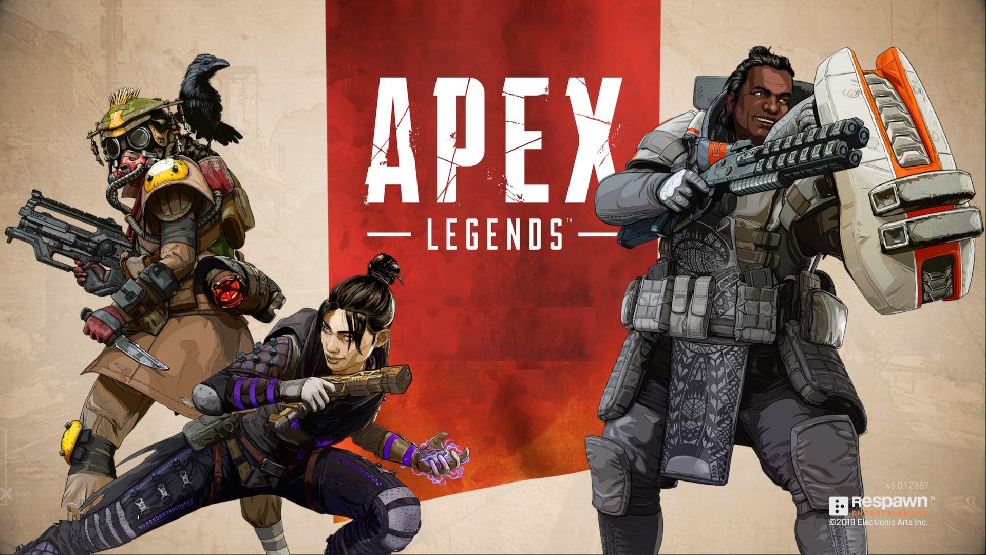 Apex Legends background 7