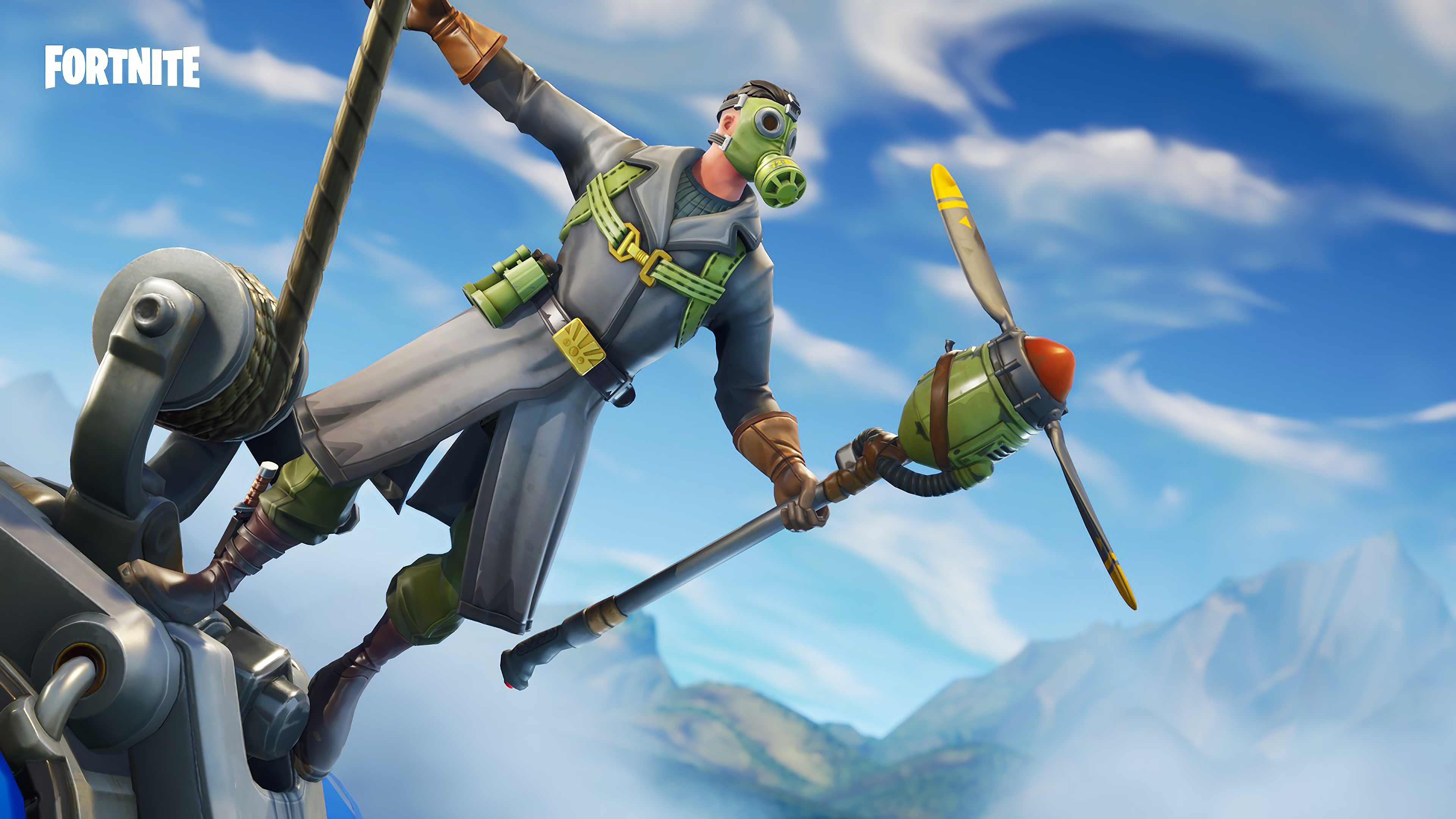 Fortnite background 115