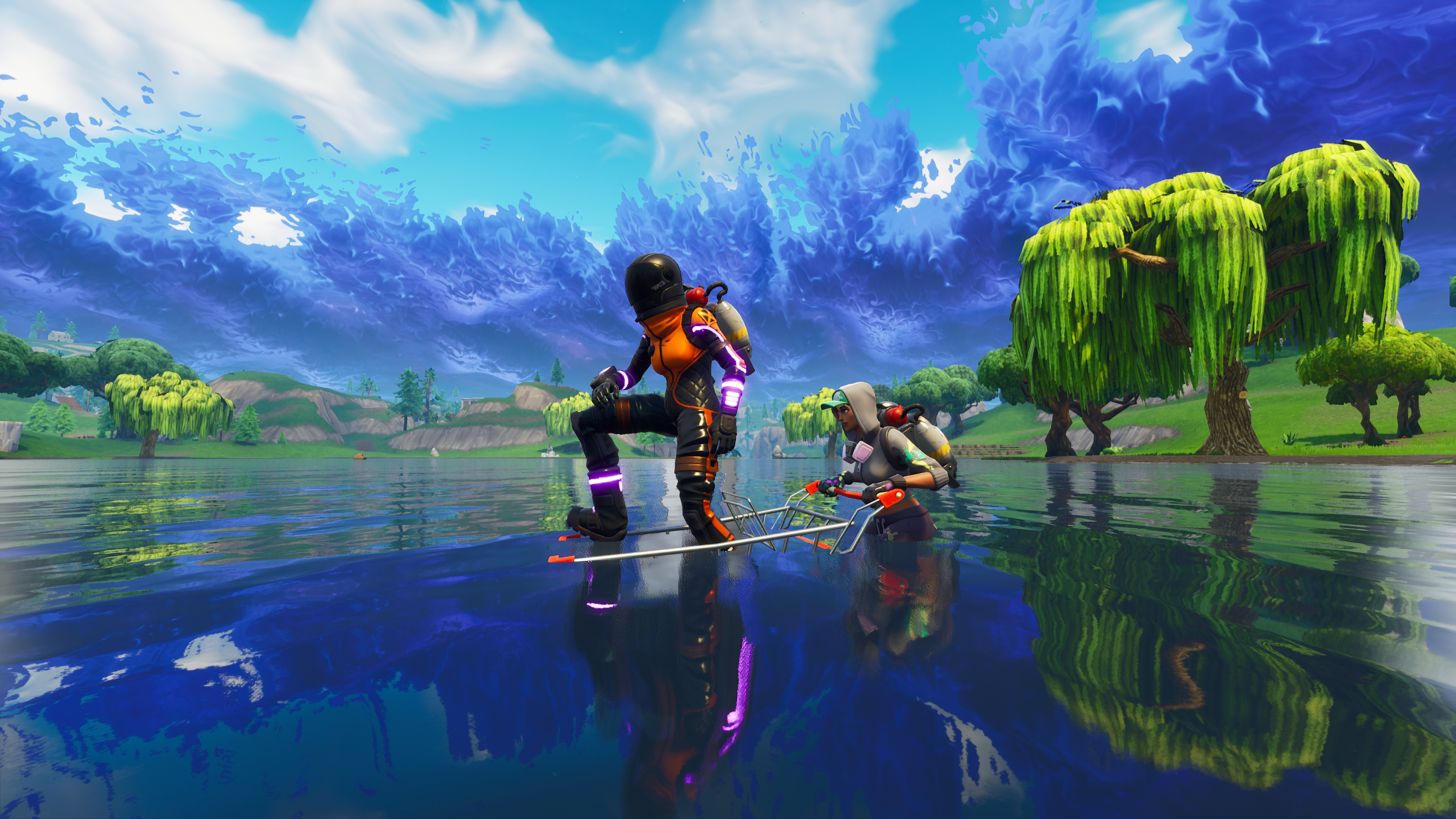 Fortnite background 120