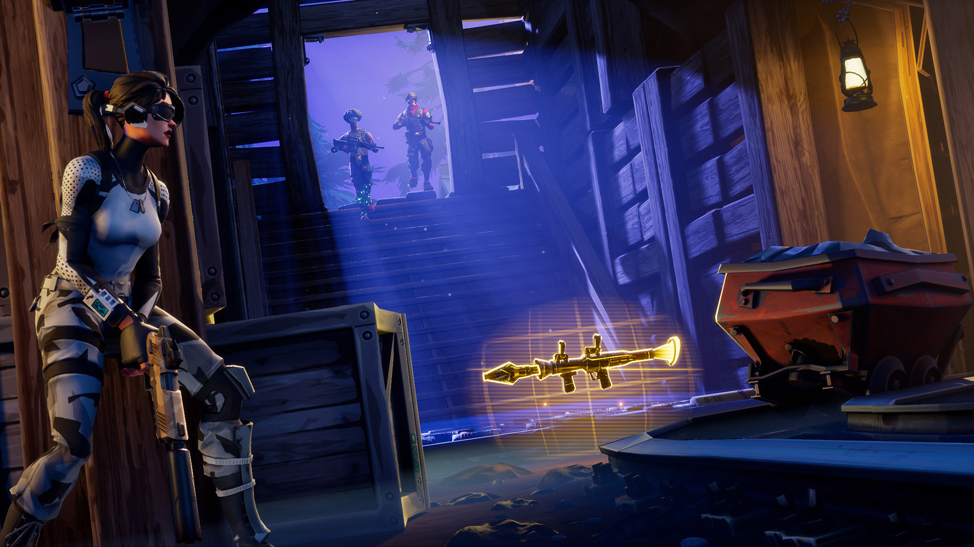 Fortnite background 5