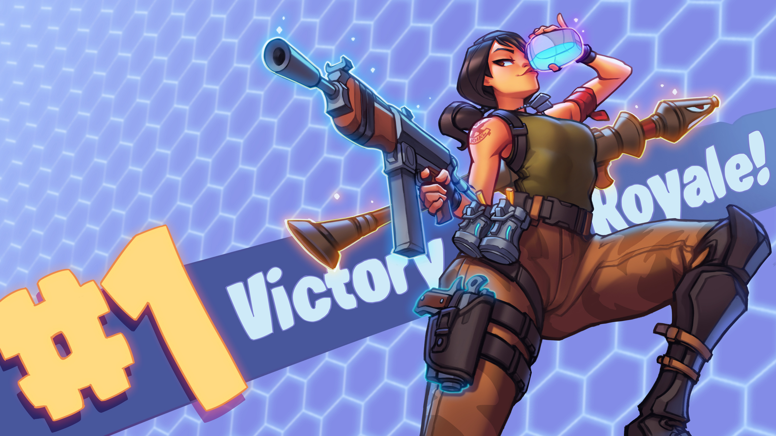 Fortnite background 7