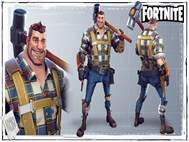 Fortnite background 25
