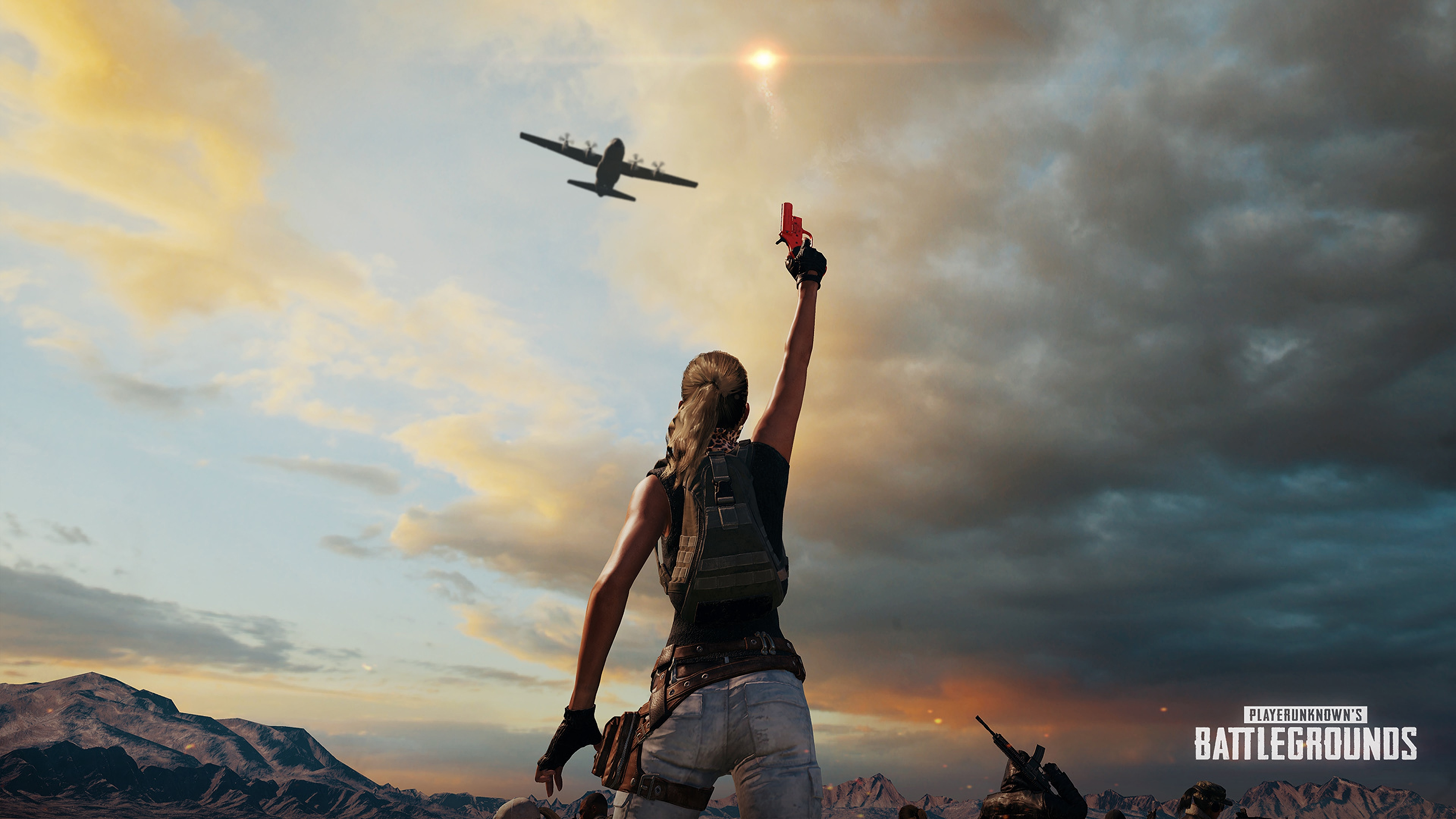 Top 13 Pubg Wallpapers In Full Hd For Pc And Phone: PUBG Playerunknowns Battlegrounds Background 1