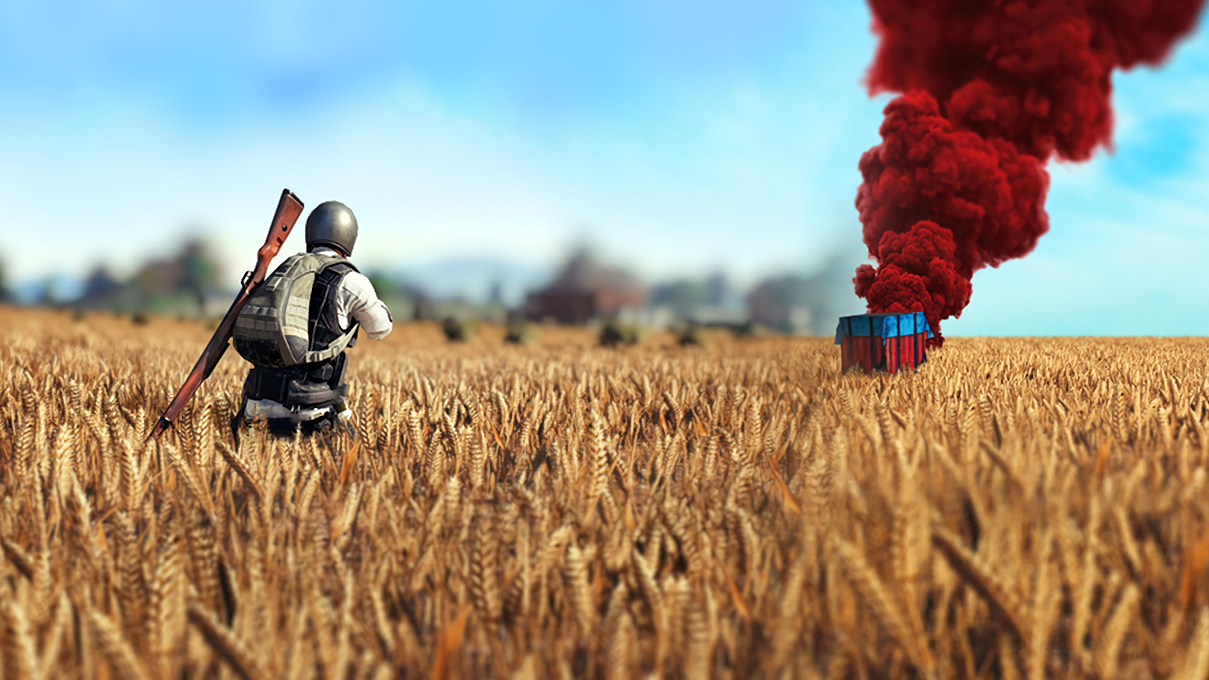 Pubg Wallpaper Themes: PUBG Playerunknowns Battlegrounds Background 3