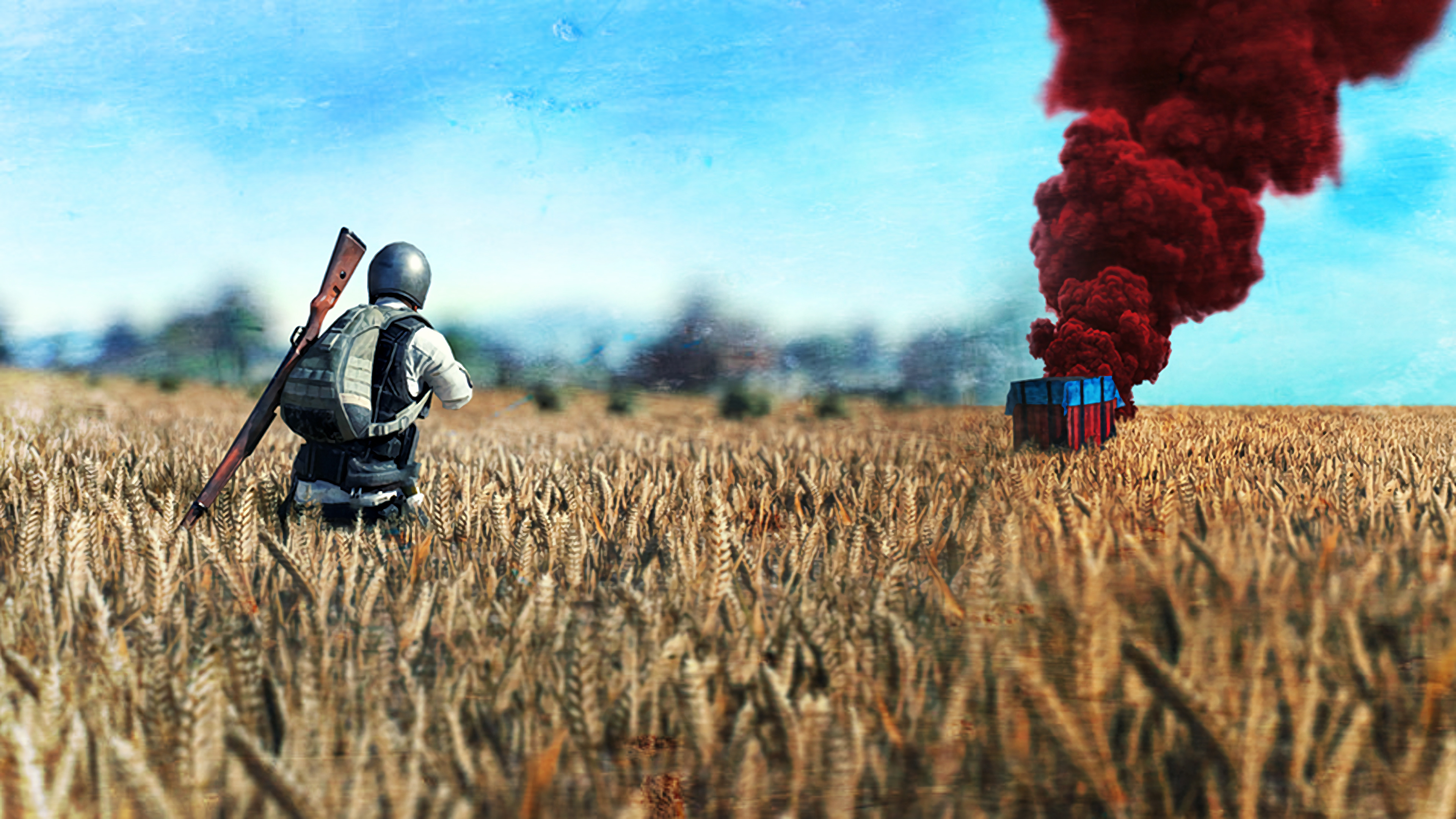 Playerunknown S Battlegrounds Wallpapers: PUBG Playerunknowns Battlegrounds Background 36