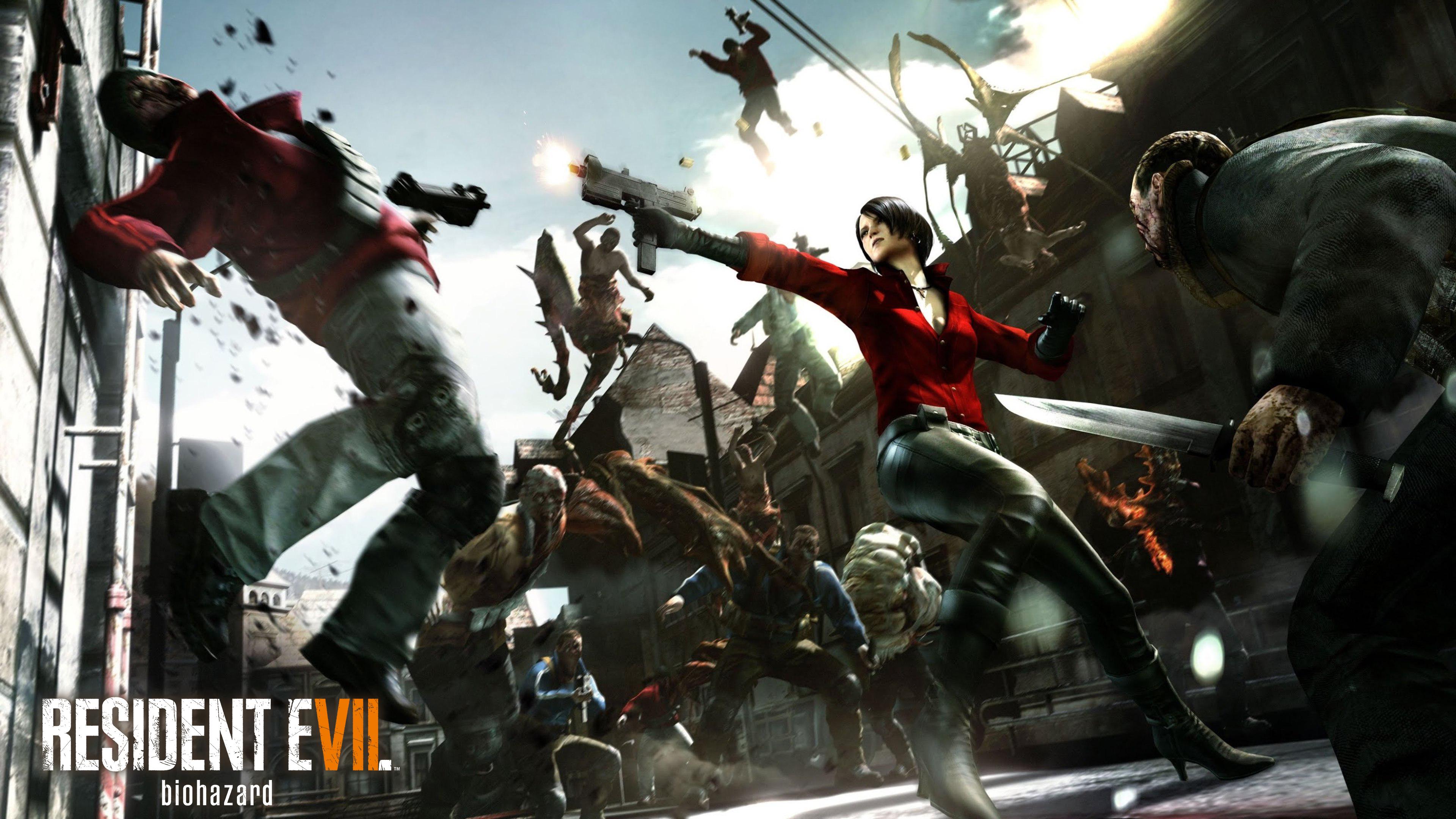 Resident Evil 7 wallpaper 8