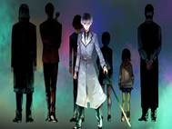 Tokyo Ghoul Re background 1