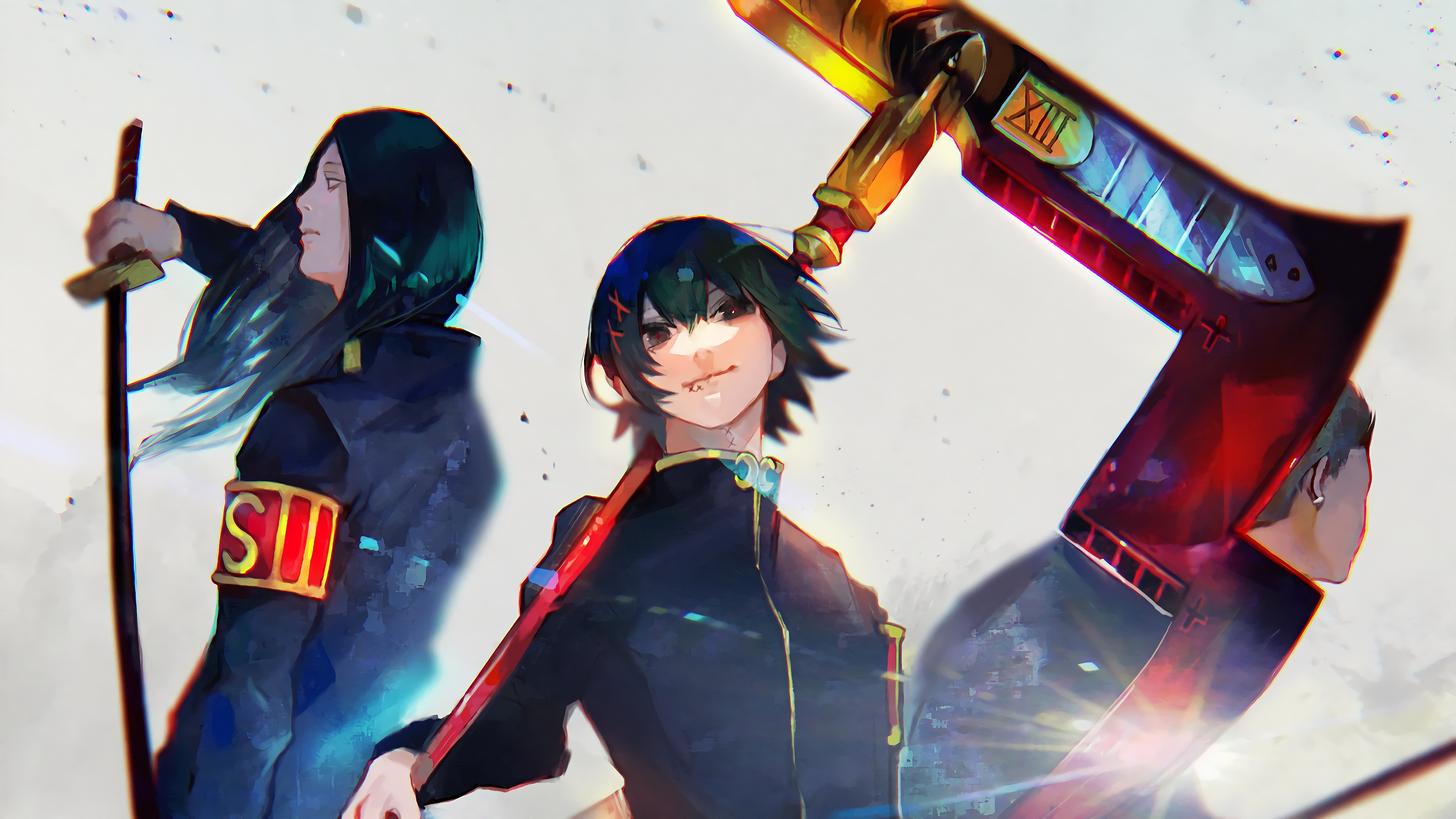 Tokyo Ghoul Re Background 12