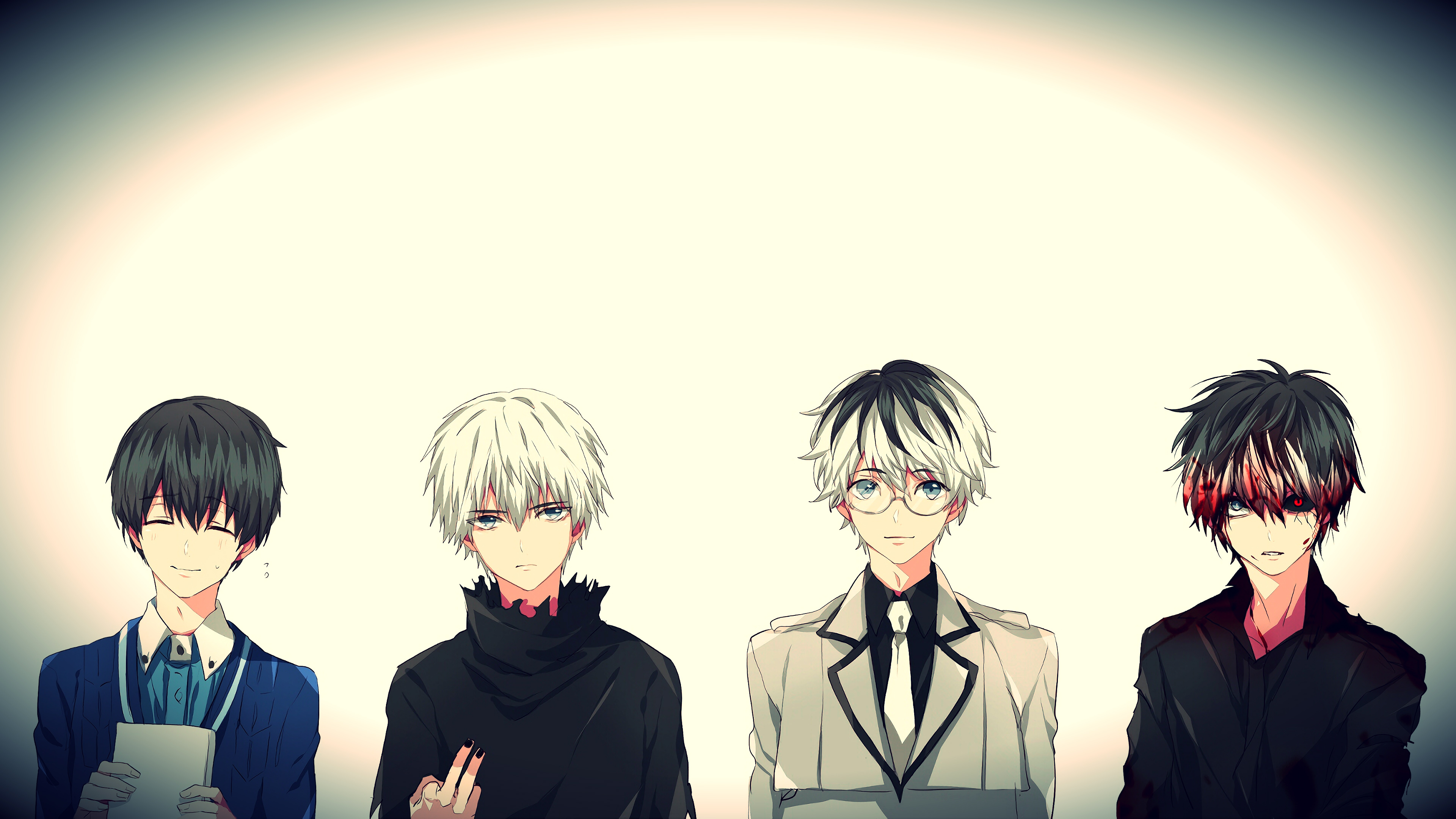 Tokyo Ghoul Re background 16